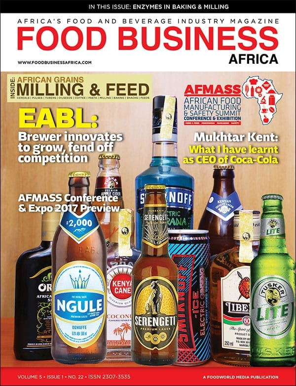 ABOUT FOOD BUSINESS AFRICA MAGAZINE |