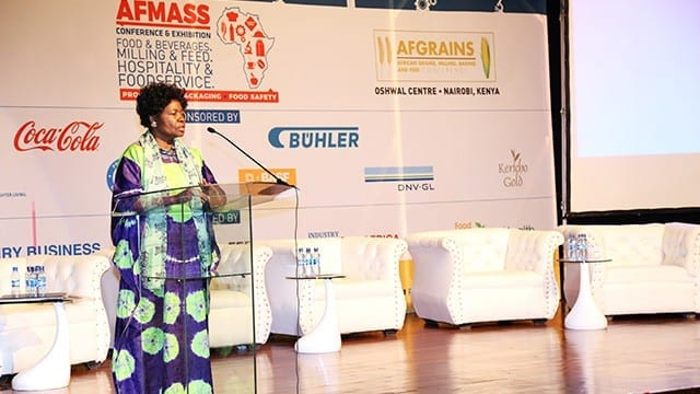 Sign up to speak at Africa's leading food industry conferences |