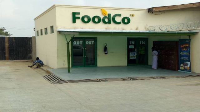 Nigeria's retail and consumer goods company FoodCo opens new outlet