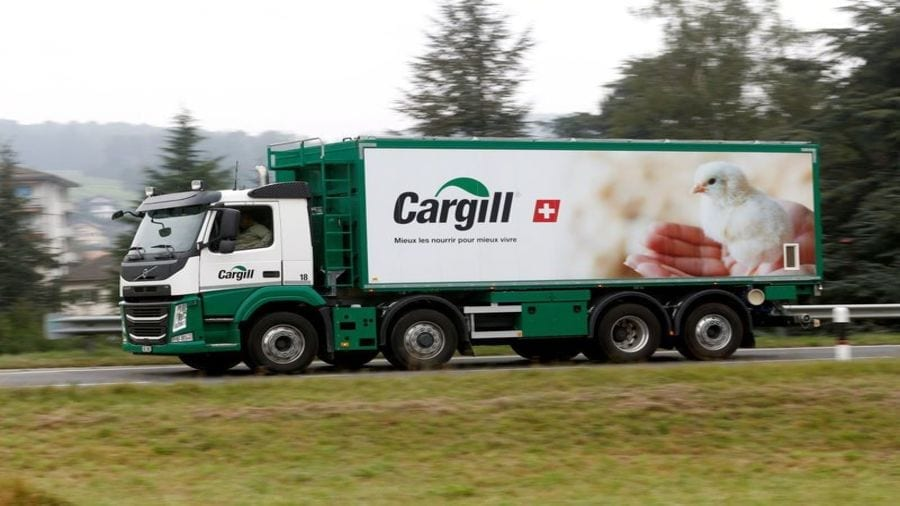 Cargill to invest US$70m in Thailand's seafood and poultry in 2 years |