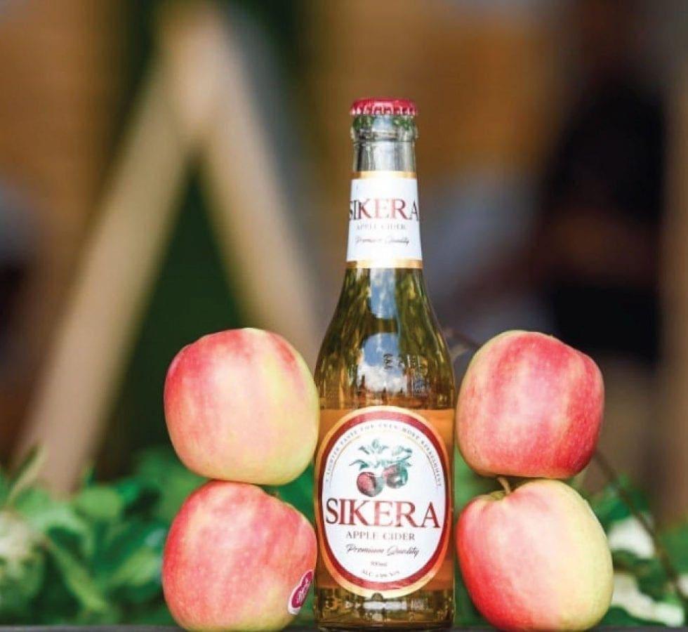 Kenya Breweries launches new premium apple cider beer 'Sikera' |