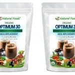 Organic superfoods maker Z Natural Foods launches new plant-based shake